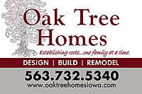 House page oak tree homes logo 2020 online